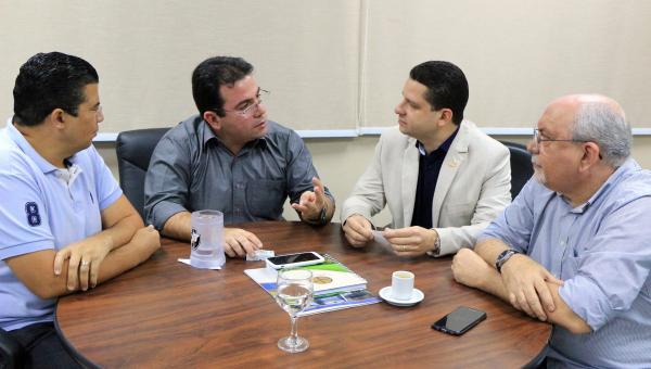 Dallas Filho deixa Setrab e volta para Câmara Municipal de Manaus