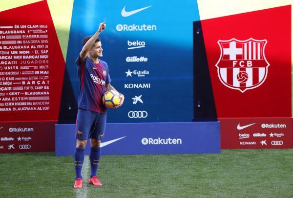 Barcelona quebra recorde e gasta quase dobro que Real nos últimos cinco anos
