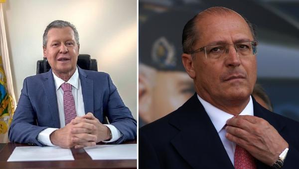 PSDB marca prévias entre Artur Virgílio e Geraldo Alckmin para 4 de março