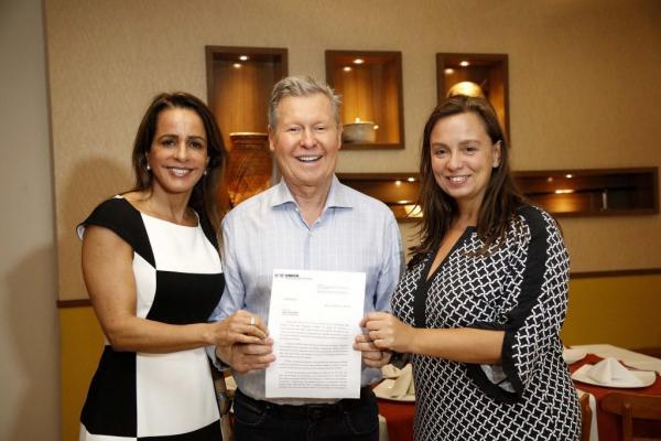 Arthur Neto recebe reconhecimento da ONU por acolhimento a indígenas venezuelanos