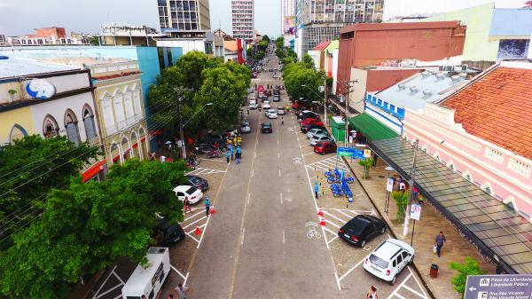 Prefeitura de Manaus lança sistema de estacionamento rotativo Zona Azul