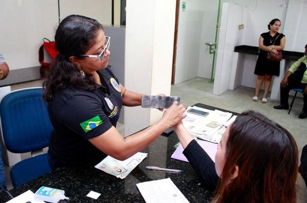 Atendimento para expedição de RG pode ser feito em residências e hospitais