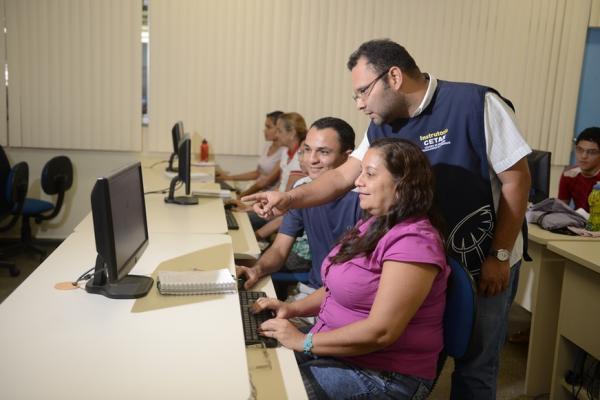 Cetam abre inscrições para 174 vagas em cursos de especialização técnica