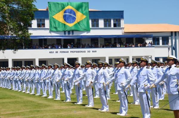 Marinha abre processo seletivo para praças temporários com salários de até R$ 3,1 mil