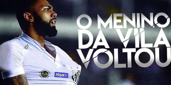 Experiência, bagagem e volta à Seleção: Gabigol revela desejos em volta ao Santos