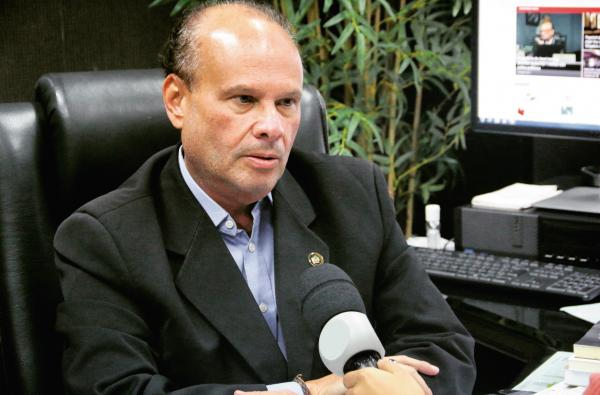 Conselheiro Mario de Mello toma posse como membro da Atricon, em 6 de fevereiro