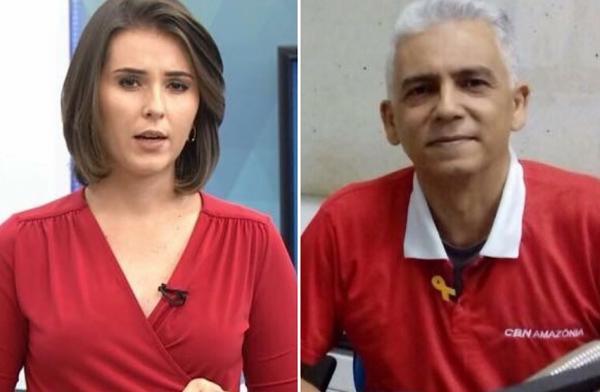 Rede Amazônica demite Cristóvão Nonato e Flavia Rezende