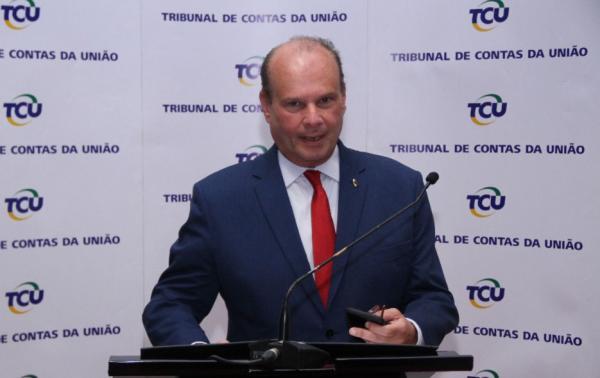 Conselheiro Mário Melo assume como titular de entidade nacional de contas