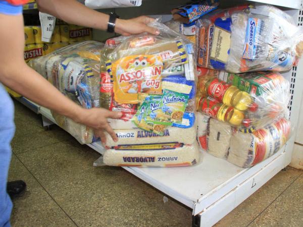 Preço da cesta básica de Manaus sobe 2,59% em janeiro