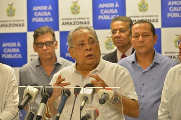 Reajuste salarial de peritos, proposto por Amazonino, é aprovado por unanimidade na ALE-AM