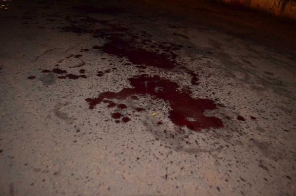 Taxista é baleado no rosto durante assalto na Compensa
