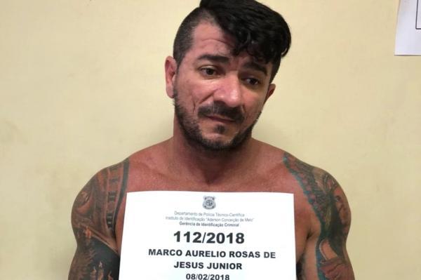 Foragido do Pará desde 2010 é preso com dólares, anabolizantes e documentos falsos