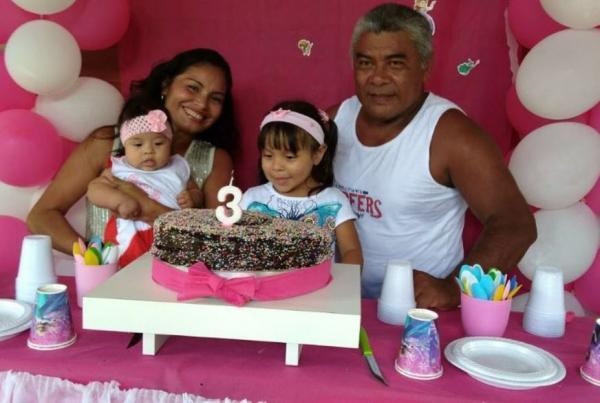 Caseiro é encontrado morto em imóvel e esposa e filhas estão desaparecidas