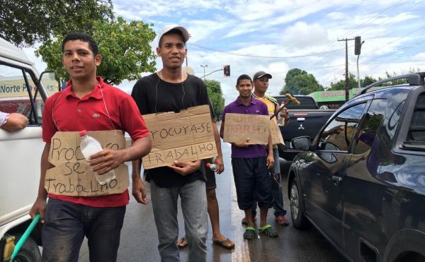 Efetivo militar para ajudar venezuelanos em Boa Vista será duplicado