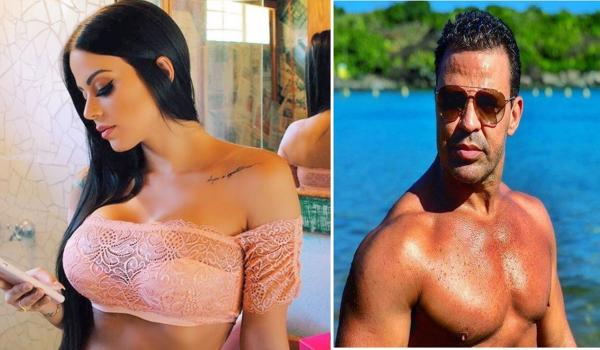 Ex-namorada de Eduardo Costa tem fotos íntimas vazadas e cantor se explica