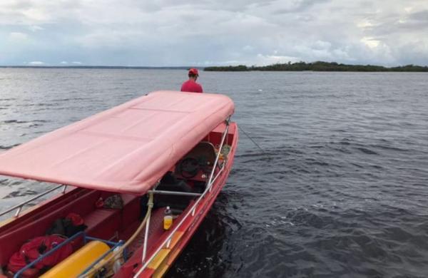 Encontrados dois corpos de desaparecidos após ataque de piratas no igarapé do Tarumã