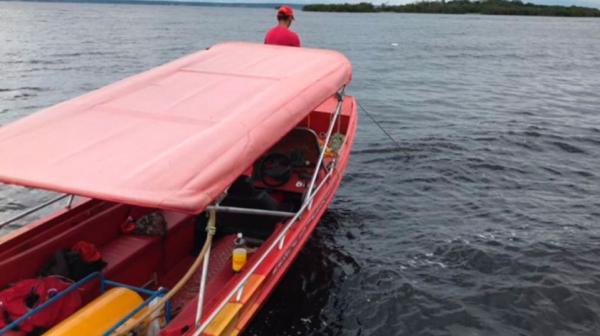 Bombeiros resgatam corpo da terceira vítima de afogamento no Tarumã