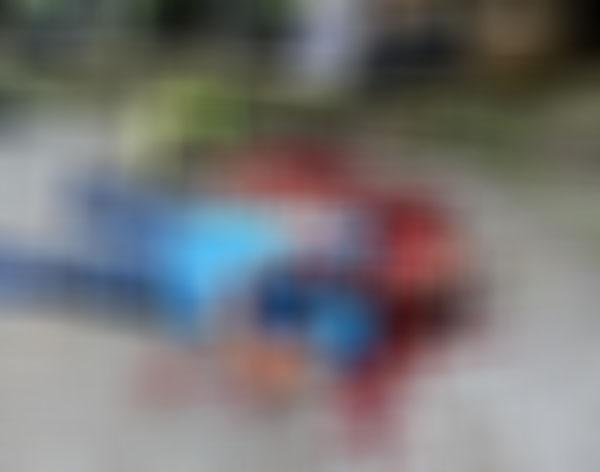 Fotos de 'Bruninho do São Lázaro', executado com dez tiros no bairro da Praça 14