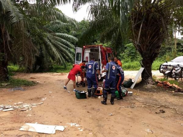 Sobrevivente de acidente aéreo em Manaus passa por cirurgia no Hospital João Lúcio