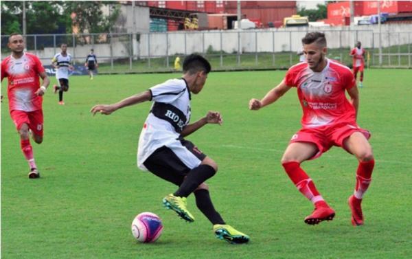 Rio Negro vence Princesa fora de casa e está nas semifinais do primeiro turno