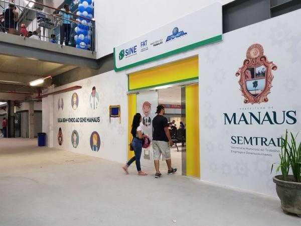 Sine oferece 20 vagas de emprego em Manaus; veja oportunidades
