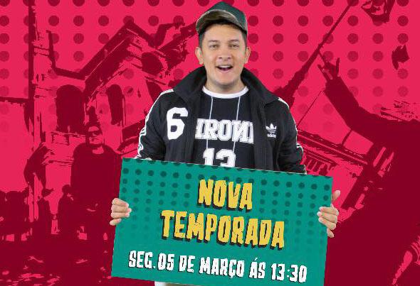 Natan Balieiro ganha programa diário na Band Amazonas