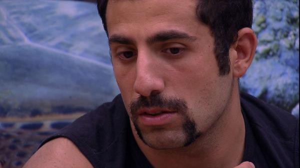 Kaysar dispara sobre Lucas: 'Quem é ele? É Deus?'