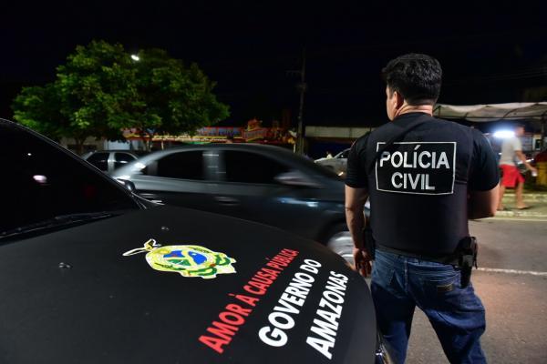 Em janeiro, Manaus registrou o menor número de homicídios em cinco anos