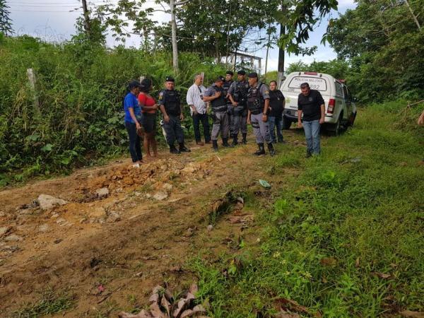 Corpo de mulher desaparecida é encontrado enterrado em Presidente Figueiredo