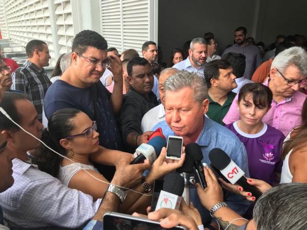Prefeito Arthur Neto é absolvido no TRE de denúncia de omissão de bens