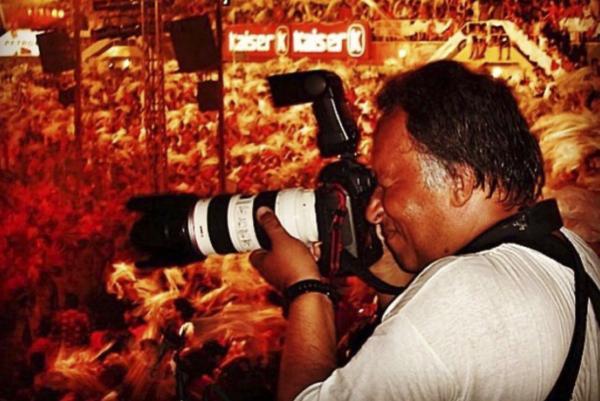 A fotografia perde a luz de Raimundo Valentim