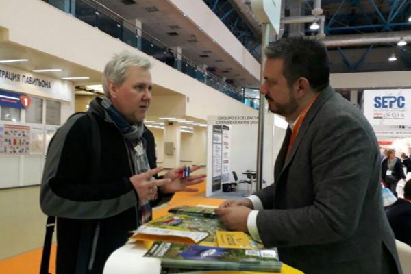 Amazonas participa de feira de turismo na Rússia