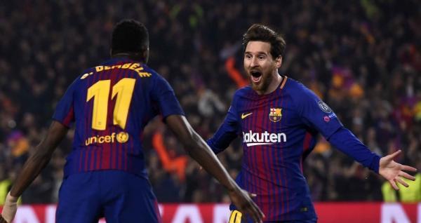 Barcelona elimina Chelsea e segue na Liga dos Campeões