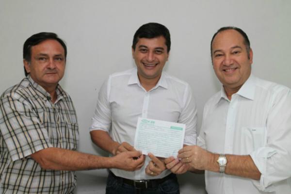 Wilson Lima anuncia pré-candidatura ao Governo do Amazonas pelo PSC