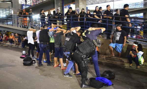 SSP anuncia que terminais de ônibus de Manaus receberão reforço policial