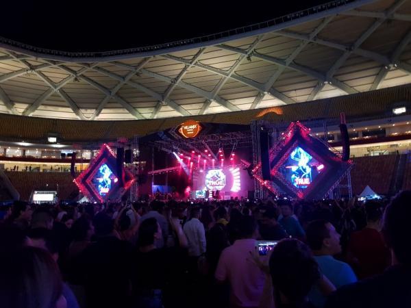Vale a pena ser VIP em shows na Arena da Amazônia?