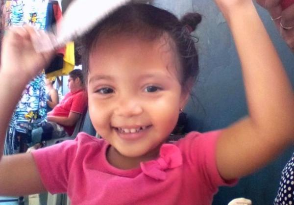 Família de menina de 2 anos com leucemia busca arrecadar R$ 30 mil para tratamento
