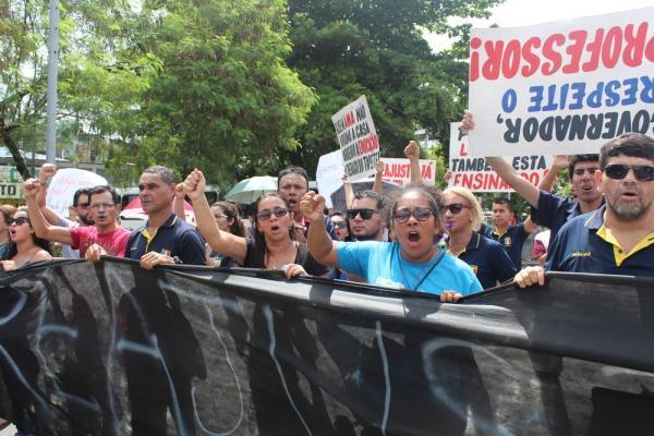 Saiba o que o governo de Amazonino já fez pelos professores da Seduc
