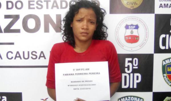 Mulher suspeita de matar 'Chico dos Motores' é presa em Manaus