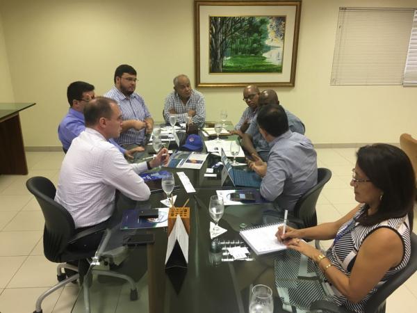 Representantes da Namíbia buscam parcerias comerciais no AM