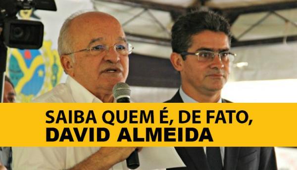 David Almeida engana professores: governo que ele apoiou desviou milhões do Fundeb e não concedeu reajuste da Educação