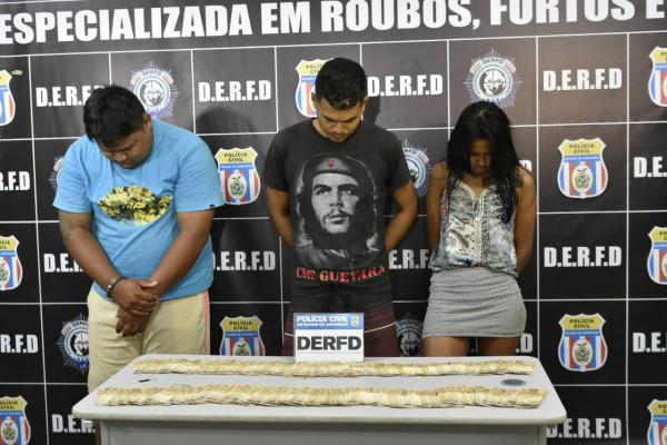 Sobrinho é preso após roubar R$ 32 mil de frigorífico do tio