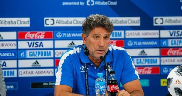 Renato Gaúcho recusa o Flamengo: 'É meu sonho, mas fica para o futuro'