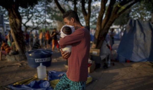 Roraima aciona o STF para fechar fronteira e impedir entrada de venezuelanos