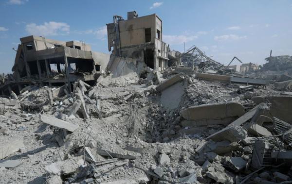 """""""Missão cumprida"""", celebra Trump após ataque dos EUA e aliados à Síria"""
