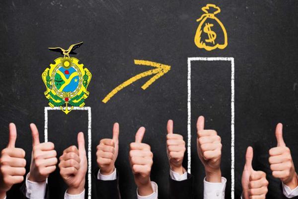 Governo do Amazonas revoga aumento de salário do secretariado