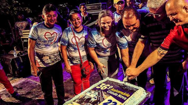 Bairros São Jorge, Cidade Nova e Grande Vitória comemoram aniversário neste fim de semana