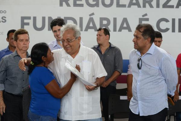 Governo vai entregar mais de 100 títulos de terra para produtores de Caapiranga