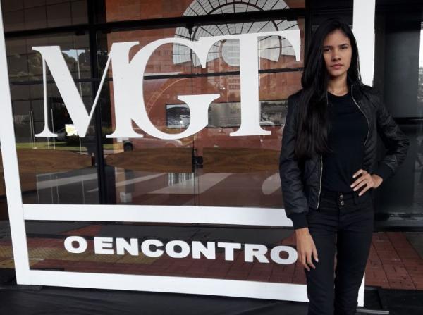 Modelo amazonense Fernanda Bastos irá brilhar nas passarelas de Nova Iorque em concurso de beleza
