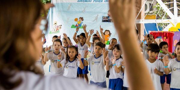 Seduc abre inscrições para o curso de Libras para crianças